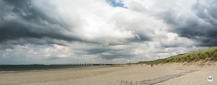 Regenwolke Zeeland (2017)