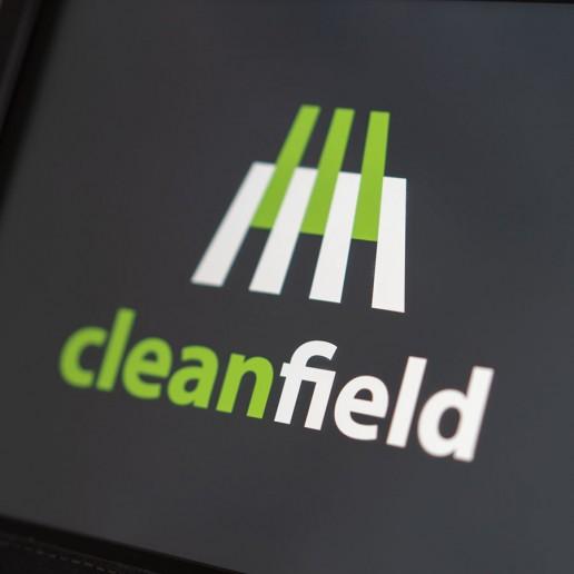 cleanfield Logo
